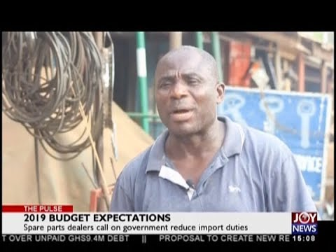 2019 Budget Expectations - Pulse on JoyNews (14-11-18)