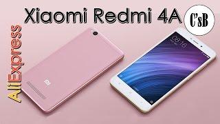 Xiaomi Redmi 4А с AliExpress Полный обзор, Antutu, примеры фото и видео
