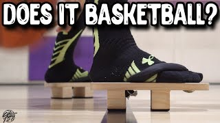 Does It Basketball? GETA Traditional Japanese Wooden Sandal!