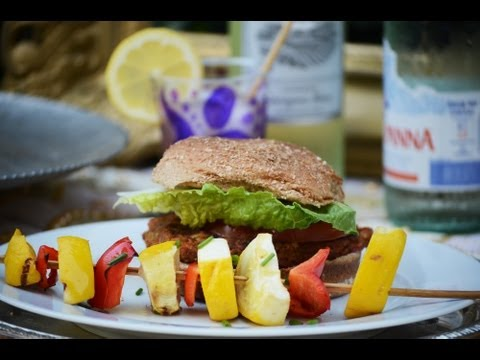 Video 4th of July Fabulous and Healthy Grill Recipes Tutorial with Mr. Kate
