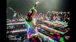 The Disco Biscuits 07/14/18 Hot Air Balloon → Gangster