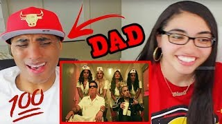"""MY DAD REACTS TO Lil Pump - """"Drug Addicts"""" (Official Music Video) REACTION"""