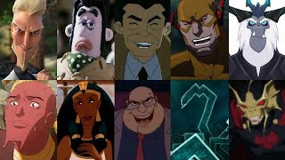 Defeats of my Favorite Animated Non Disney Movie Villains XXIII