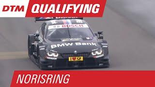 DTM - Norisring2015 Qualifying 1 Full Session