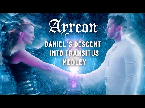 Ayreon – Daniel's Descent into Transitus Medley (Official Video) online metal music video by AYREON