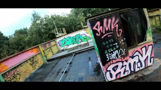 Bando No. 2 Lostplace Hamm NRW - FPV Freestyle #fpv #fpvfreestyle #bando #lostplace