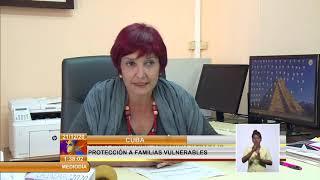 Gobierno de Cuba promete proteger a las familias vulnerables