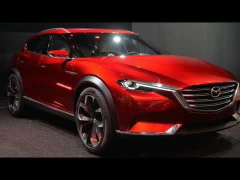 2017 – 2018 Mazda CX-7 Preview