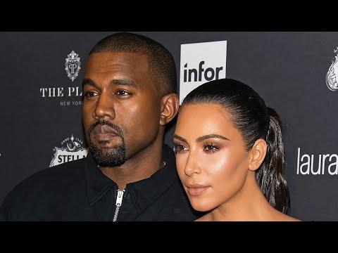 Kim Kardashian & Kanye West Reveal Name Of Third Baby