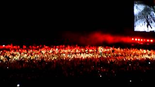 Depeche Mode - Never let me down again (Budapest - 2013.05.21.) HD
