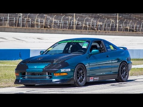 The Turbo Integra that Could!  (740hp)