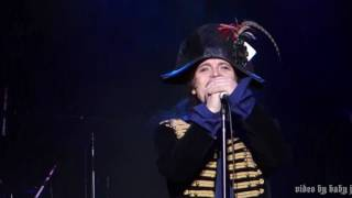 Adam Ant-MAKING HISTORY [Adam & The Ants]-Fillmore, San Francisco, 2.7.17-Kings Of The Wild Frontier