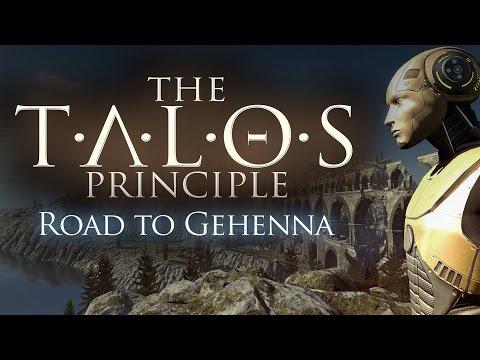 Видео № 2 из игры Talos Principle (Б/У) [PS4]