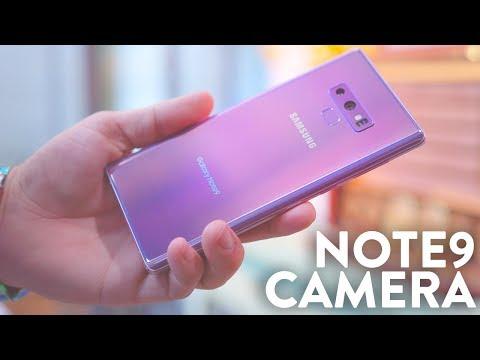 Samsung Galaxy Note 9 Camera Ultimate 4K Video + Photo Test