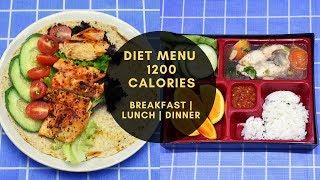 DIET MENU BREAKFAST LUNCH DINNER - DAY 2