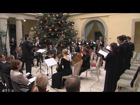Adventi koncertek a Városházán 2017 - A Purcell kórus és az Orfeo zenekar - video preview image