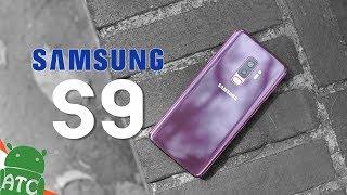 Samsung Galaxy S9 & S9+ Review | 4K | ATC