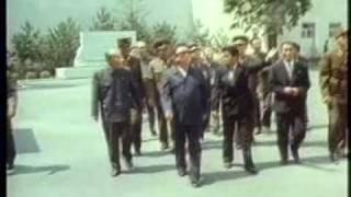 Ким Чен Ир на службе народу