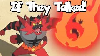 Togedemaru  - (Pokémon) - IF POKÉMON TALKED: Litten's Fiery Evolution!