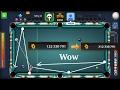 Random Amazingness #9 - Making coins - 100 MILLION to 312 MILLION - Miniclip 8 Ball Pool    1080p HD