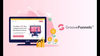 🆕groovefunnels Website Builder Best For Small Business that want to Build A Website 2021 Video