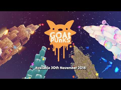 GoatPunks XBoxOne Trailer ESRB thumbnail