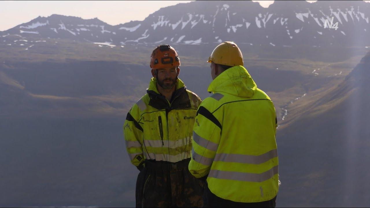 Að Austan - Yfir fjöll og heiðar með RarikThumbnail not found