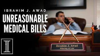 Of Course Medical Bills Are Unreasonable!