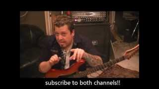 Stryper - The Rock That Makes Me Roll - Guitar Lesson by Mike Gross - How To Play - Tutorial