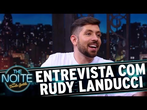 Entrevista com Rudy Landucci | The Noite (28/11/17)