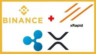 BREAKING NEWS! - Binance Has Plans To Use Ripple xRapid - Will Add More XRP Pairs - CZ Binance AMA