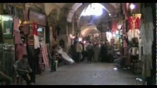 preview picture of video 'Aleppo Souq 2'