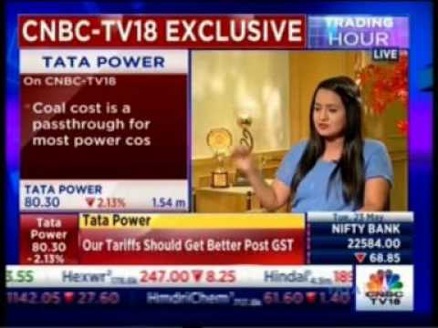 Mr.Anil Sardana, CEO & MD,Tata Power interview with CNBC (part 1)