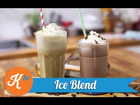Video Resep Chocolate Ice Blend (Chocolate Frappucino Recipe Video) | YUDA BUSTARA