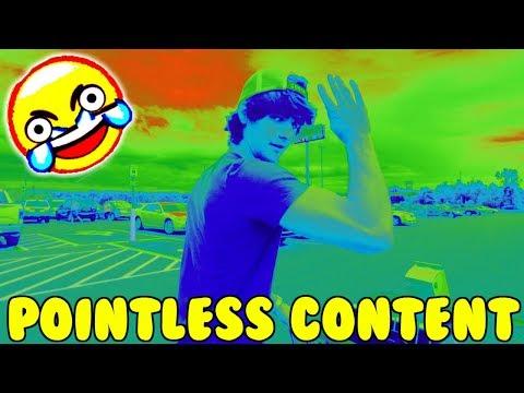 Pointless Walmart Content