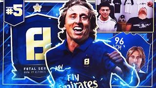 OMG A 40 YARD SCREAMER!! - FIFA 17 TEAM OF THE YEAR F8TAL#5