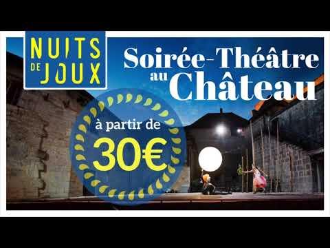 Festival des nuits de Joux : réservez vos soirées, Doubs Tourisme vous emmène en bus !