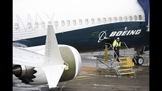 The ban on the Boeing 737 MAX aircraft became worldwide on