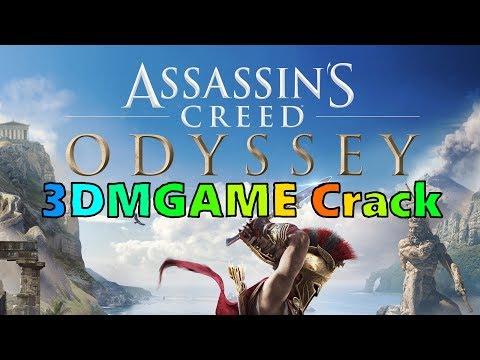 Assassin's Creed Odyssey 2018 3DMGAME Crack