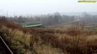 preview picture of video '[ PKP Intercity ]  EP07-400 TLK84100 WIKING @ Toszek.'