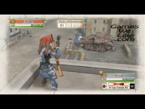 Видео № 0 из игры Valkyria Chronicles (Б/У) [PS3]