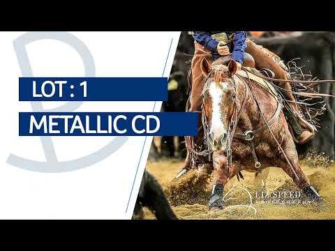 METALLIC CD