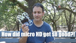 GEPRC Rocket Lite BNF HD Quad   Micro FPV HD has Arrived (and it's way under 250 grams)