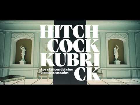 HITCHCOCK Y KUBRICK | Ciclo de Clasicos 2019 | Exclusivo Cine Colombia
