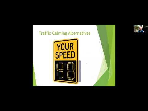 11/18/20 Banfield Road Traffic Calming Public Input Meeting