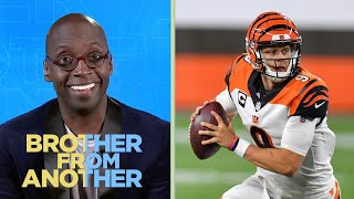 Is Cincinnati Bengals QB Joe Burrow the real deal? | Brother From Another | NBC Sports