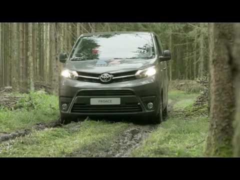 Toyota  Proace Фургон класса M - рекламное видео 1