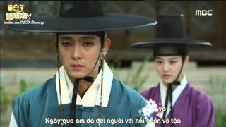 [FMV Kara+Vietsub Scholar Who Walks the Night OST]Sad Wind - Eun Ga Eun