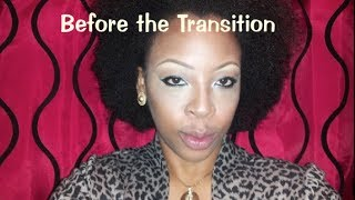 My Natural Hair Journey   The Prequel   A Conversation About Hair