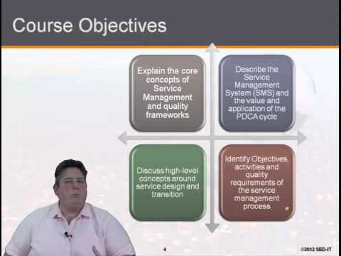 Learn about ISO/IEC 20000 2011:IT Service Management from ...